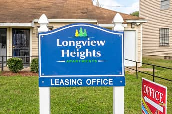 Community Signage, Longview Heights Apartments, 0
