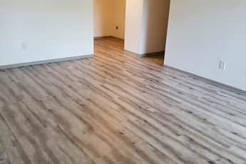 Living Room, Brookhollow Apartments, 2