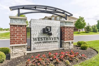 Community Signage, Westhaven Luxury Apartments of Zionsville, 0