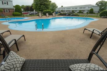 Pool, Lakewood Village Apartments, 0