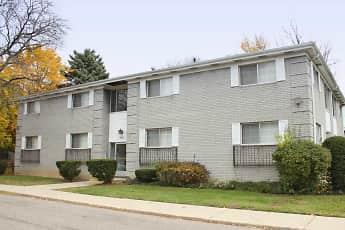Building, Redford Manor Apartments, 0