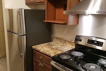 Kitchen, Stanley Terrace Apartments, 0