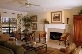 Living Room, Spring Lake Apartments, 0