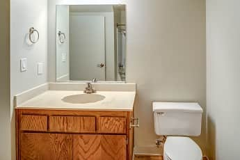 Bathroom, Greentree Terrace, 2