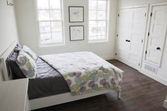 Bedroom, Magnolia Place, 2