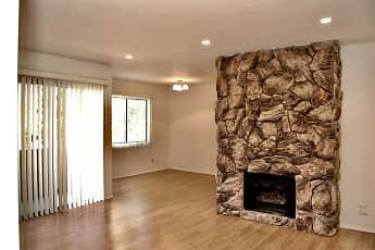 Living Room, 11545 Moorpark St, 0