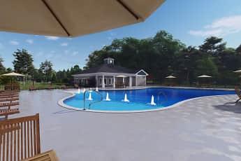 Pool, Coastal Club Brunswick, 1