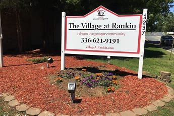 Community Signage, The Village at Rankin, 1