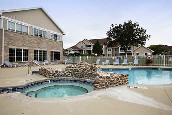 Pool, The Madison Apartments, 0