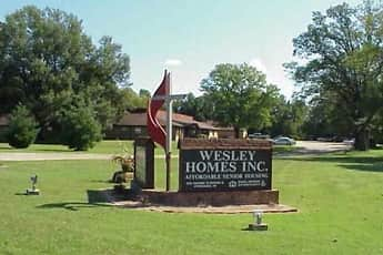 Community Signage, Wesley Homes Dyersburg, 0
