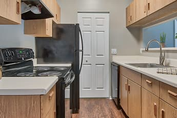 Kitchen, Perry's Crossing, 1