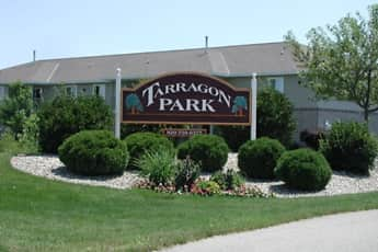 Community Signage, Tarragon Park, 2