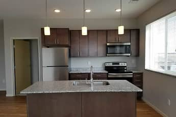Kitchen, The Meadows, 1