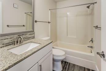 Bathroom, Carriage Oaks, 2