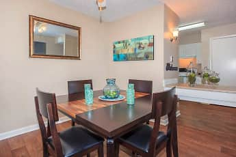 Dining Room, Chase Cove, 1