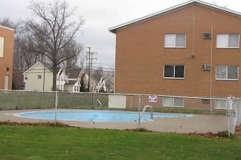 Pool, Northfield Terrace, 0