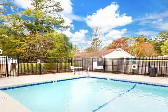 Pool, Harbor Station Townhomes, 0