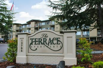 Community Signage, The Terrace Apartments, 0