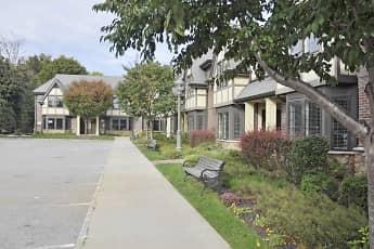 Building, Fairfield Tudor At Rockville Centre, 1