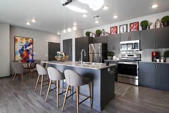 Kitchen, The Cooper 202, 0