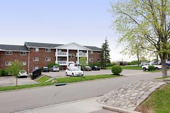 Building, Monroe Terrace, 0