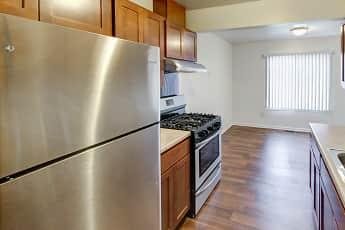 Kitchen, Midtown Park Apartments, 0