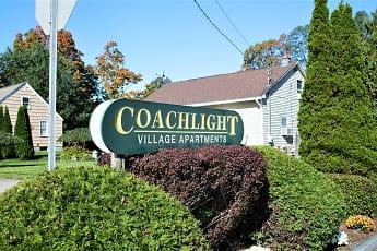 Community Signage, Coachlight Village, 1