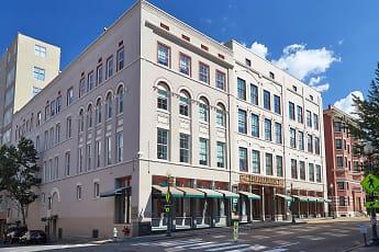 Building, Pembroke Square, 0