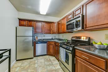 Kitchen, Hamilton Greene, 1