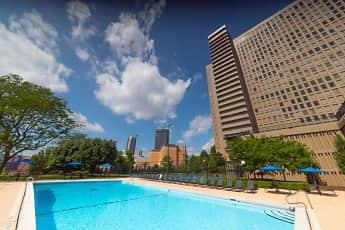 Pool, City View, 1