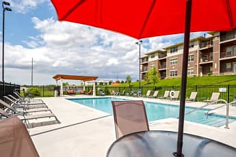 Pool, Scenic Ridge Apartments, 0
