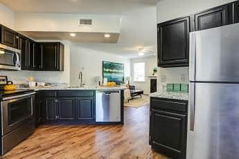 Kitchen, Botanica Cottages, 0