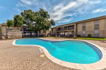 Pool, Vanderbilt Apartments, 0