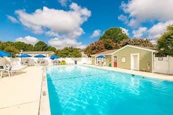 Pool, Kingsbridge Apartments, 1