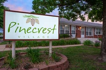 Community Signage, Pinecrest Village, 0
