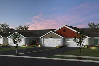 Rendering, The Residences at Browns Farm, 0