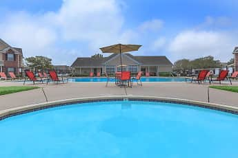 Pool, The Life at Westpark, 1