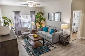 Living Room, Colts Run Apartments, 0