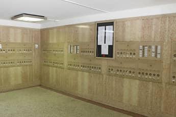 Foyer, Entryway, Lake Crest Apartments, 2
