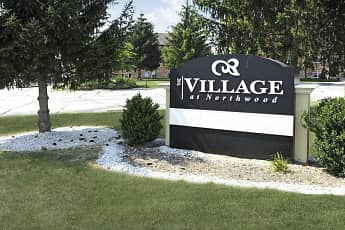 Community Signage, The Village at Northwood, 0