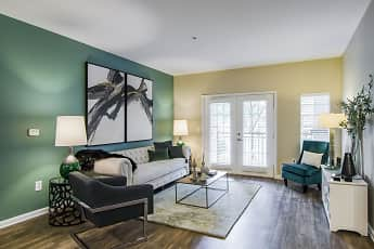 Living Room, Summit at Flatirons Apartment Homes, 1