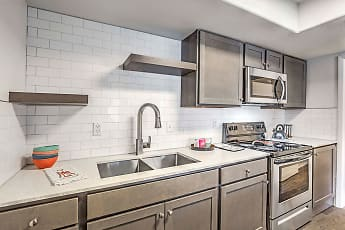 Kitchen, The 95 Apartments, 0