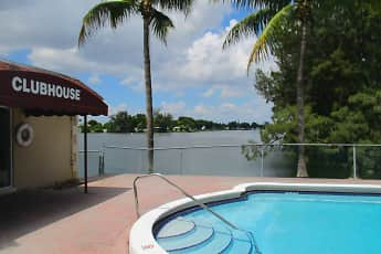 Pool, Lake Villa Apartments, 0