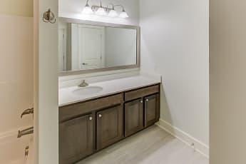 Bathroom, Schuyler Commons, 2