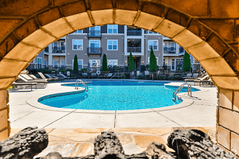 Pool, Fountains At Mooresville Town Square, 0