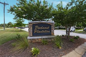 Community Signage, Piedmont Plantation, 0