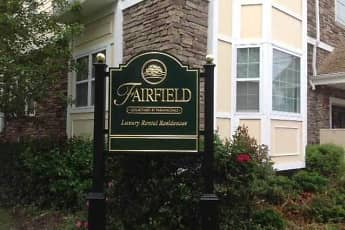 Community Signage, Fairfield Courtyard at Farmingdale, 1