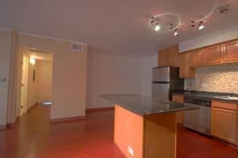 Kitchen, Param Apartments, 2