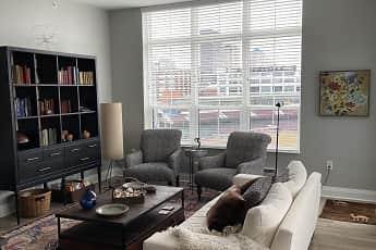 Living Room, Centerfield Flats, 1