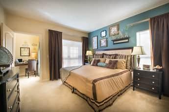 Bedroom, Odyssey Lake, 1